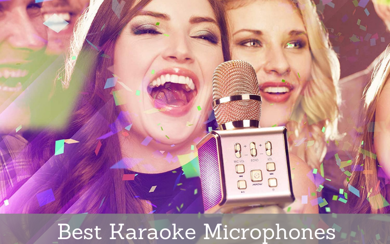 Top 10 Best Karaoke Microphones On The Market In 2021 Reviews