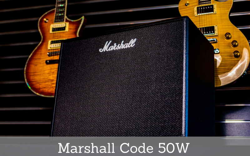 marshall code 50w review