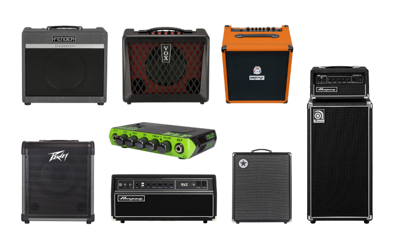 Best Bass Amps – Top 8 Rated Options in 2021 Review