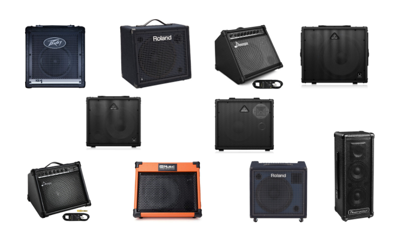 Top 10 Best Keyboard Amps in 2021 Review & Buying Guide