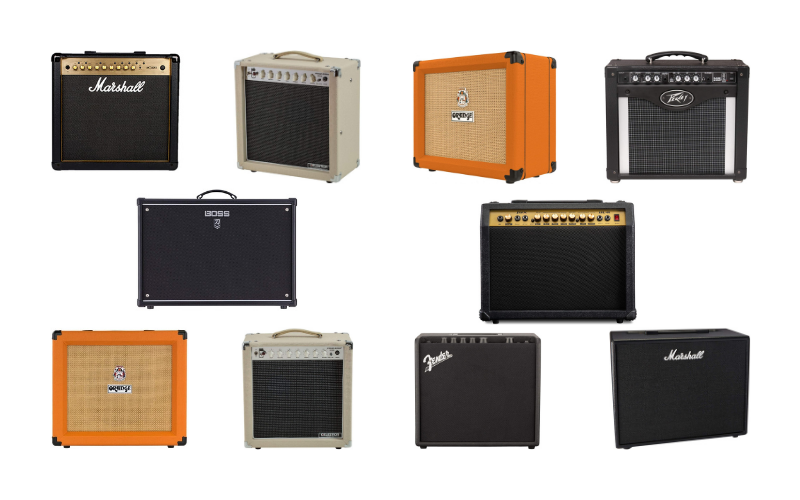 Top 10 Best Guitar Amplifiers Under $500 You Should Buy in 2021 Review