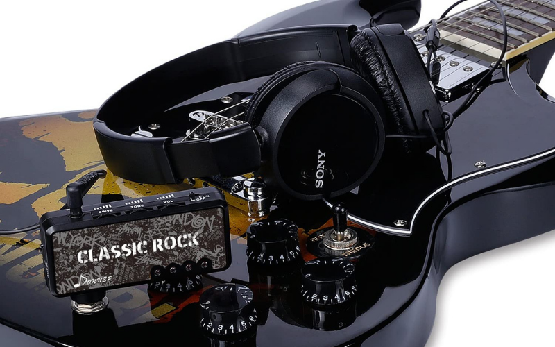 Best Guitar Headphone Amps Buying Guide