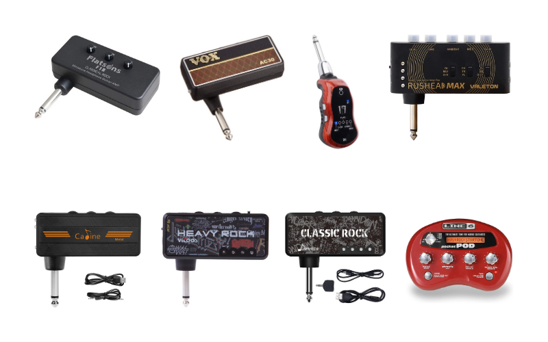 Top 8 Best Guitar Headphone Amps You Should Buy in 2021 Review