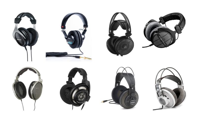Top 8 Best Studio Headphones for Home Recording of 2021 Review
